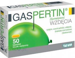 Gaspertin Wzdęcia 50 Kaps.