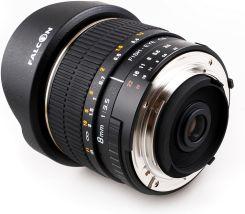 Falcon 8mm f/3,5 Fisheye Aspherical IF MC Samsung