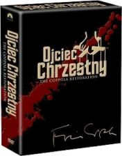 Ojciec Chrzestny. Trylogia (Godfather. Trilogy Restored) (4DVD)