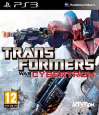 Transformers: Wojna o Cybertron (Gra PS3)