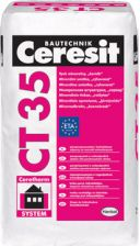 CERESIT mineralny CT 35 kornik 2.5 mm - 25kg