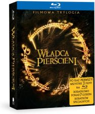 Władca Pierścieni. Trylogia (The Lord Of The Rings) (Blu-ray)