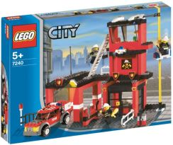 Lego City Remiza 7240 - 0