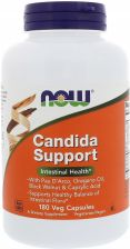 Now Foods: Candida Clear - 180 kaps.