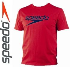 Orginalny T-Shirt Speedo Jullie Red Uni