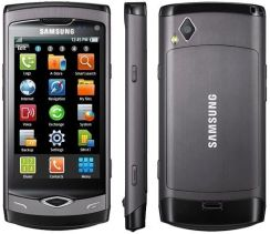 Samsung GT-S8500 Wave szary - 0