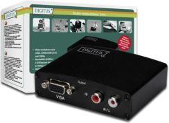 Digitus Konwerter VGA/Audio do HDMI - DS-40130/A-DS-40130