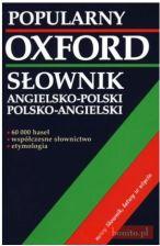 Popularny słownik angielsko-polski, polsko-angielski (Oxford)