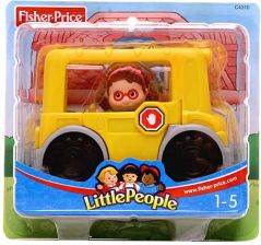Fisher Price Auto Little People C4412