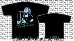 Koszulka DŻEM-RYSIEK''Ja już nigdy się nie zmienię''