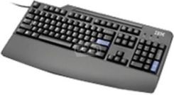 IBM Business Black Preferred Pro USB Keyboard UK (73P5255)