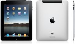 Apple iPad 64GB WiFi 3G Czarny (MC497LL/A)
