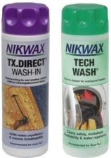 Nikwax Tech Wash + Nikwax TX Direct Wash-In