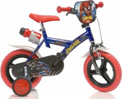 Dino Bikes Rowerek Spiderman 14 143 G-Sa - 0