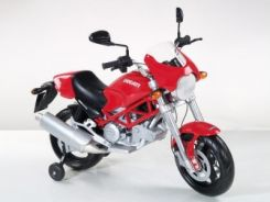 Peg Perego Motor Ducati Monster 12 V