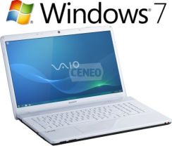 Sony VAIO VPC-EA2S1E Intel Core i3 i3-350M 4GB 500GB 14'' HD5145 DVD-RW W7HP