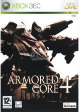 Armored Core 4 (Gra Xbox 360)