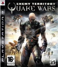 Enemy Territory: Quake Wars (Gra PS3)