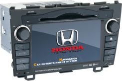 "HONDA CR-V - 7"" HD / DVD / MP3 / MP4 / BLUETOOTH"