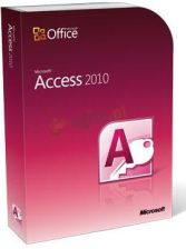 Microsoft Access 2010 32-bit/x64 PL DVD BOX (077-05768)