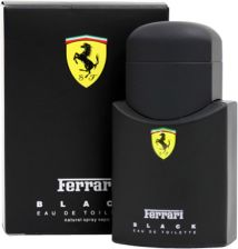 Ferrari Black Woda toaletowa 75 ml spray