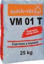 Quick-Mix Vm 01 T do Klinkieru Grafitowo-Czarna 25kg