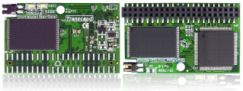 Transcend IDE FLASH module 1GB 44pin Horizontal (TS1GDOM44H)