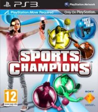 Sports Champions - Move (Gra PS3)