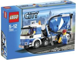 Lego City Betoniarka 7990