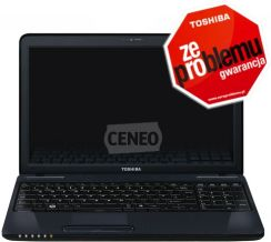 Toshiba Satellite L650-10G W7HP Intel Core i5 i5-430M 4GB 500GB 15,6'' HD5145 DVD-RW W7HP (PSK1JE-00N00KPL) - 0