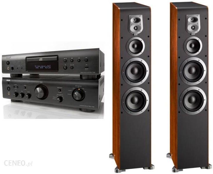 Denon PMA 710 + DCD 710 + JBL ES 80