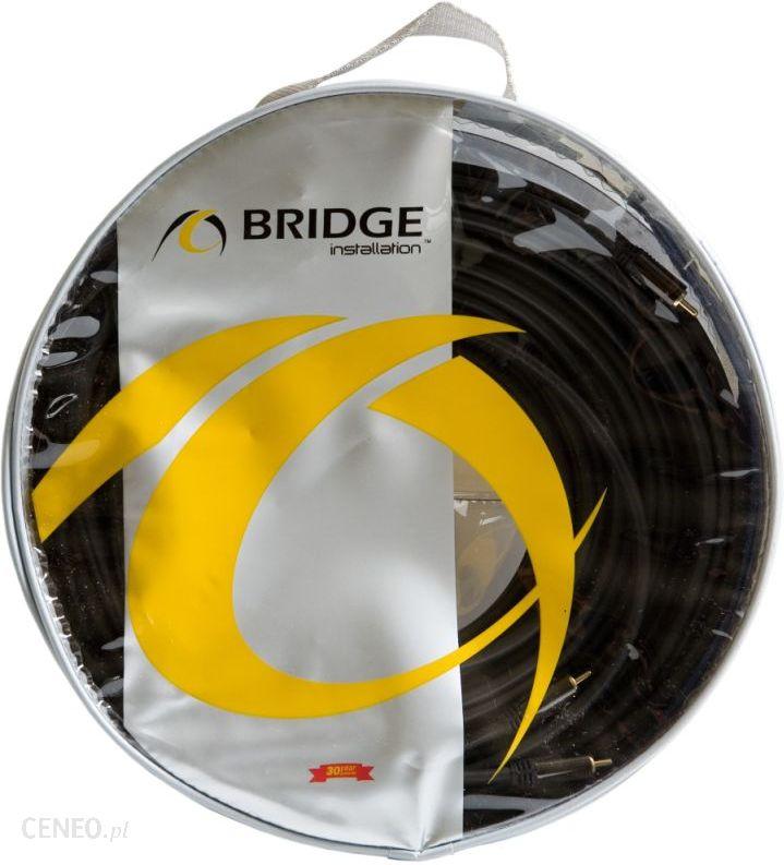 Stereo (2xRCA-2xRCA) Bridge Installation BIA4010 10m