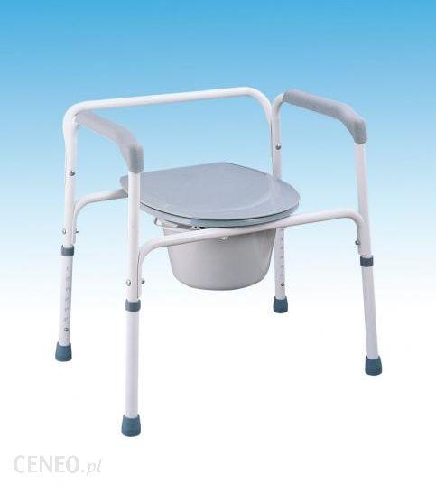 ANTAR CA 652 Krzesło toaletowe o dużej szerokości