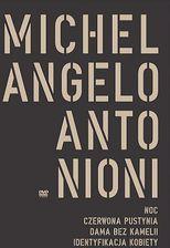 Antonioni pakiet II (4 DVD) (DVD)