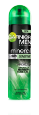 Garnier men Mineral Sensitive dezodorant 150 ml spray