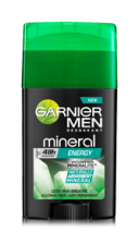 Garnier men Mineral Energy sztyft dezodorant 40 ml