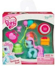 Hasbro My Little Pony Kucyk Z Akcesoriami Rainbow Dash 93688