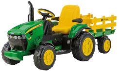 Rowerki i inne pojazdy dla dzieci Traktory