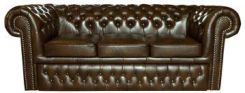 Idealmeble sofa Chesterfield Classic rozkładana