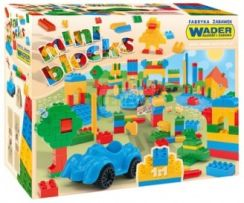 Wader Klocki Mini Blocks