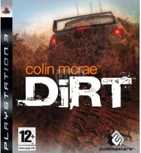 Colin McRae: DIRT (Gra PS3)