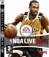 NBA Live 08 (Gra PS3)