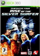 Fantastic 4: Rise of the Silver Surfer (Gra Xbox360)