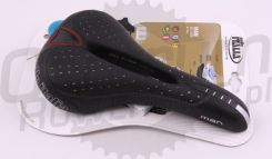 Selle Italia-Man Gel Flow czarne