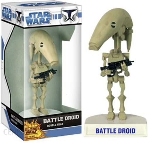 Battle Droid Bobble-Head