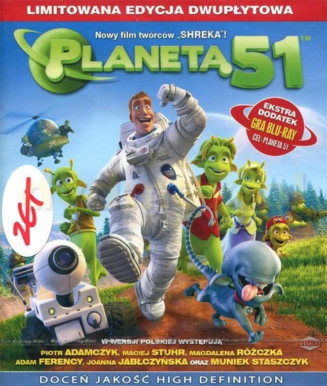 """动画片《51号星球》随""""发现号""""航天飞机前往国际空间"""
