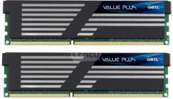 GEIL DDR3 4GB (2x2GB) 1600MHz VALUE PLUS 8-8-8-28 (GVP34GB1600C8DC)