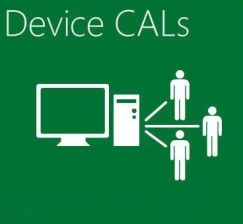 MICROSOFT Windows Server CAL English Lic/SA Pack OLP NL Device CAL (R18-00144)
