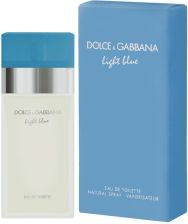 Dolce Gabbana Light Blue Woda Toaletowa 100ml Tester