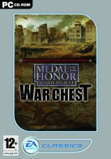 Medal Of Honor Allied Assault War Chest (Gra PC)